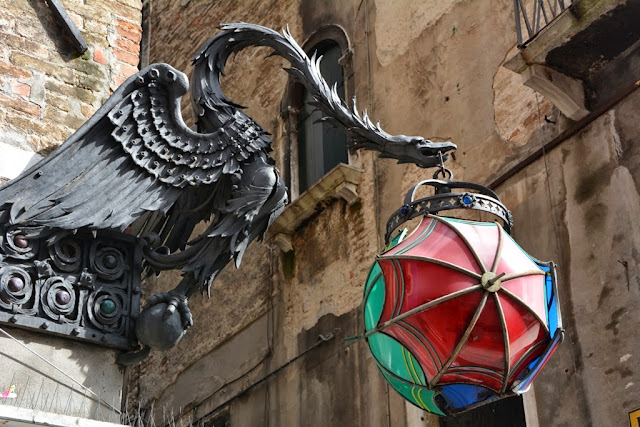 Venice General Impressions Dragon