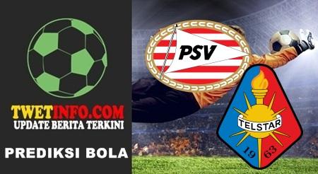 Prediksi PSV II vs Telstar