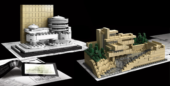 Architecture Lego Sets7