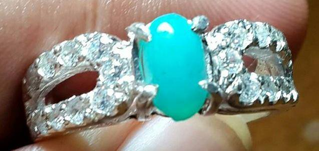 Batu Natural Bacan Doko Special For Ladies