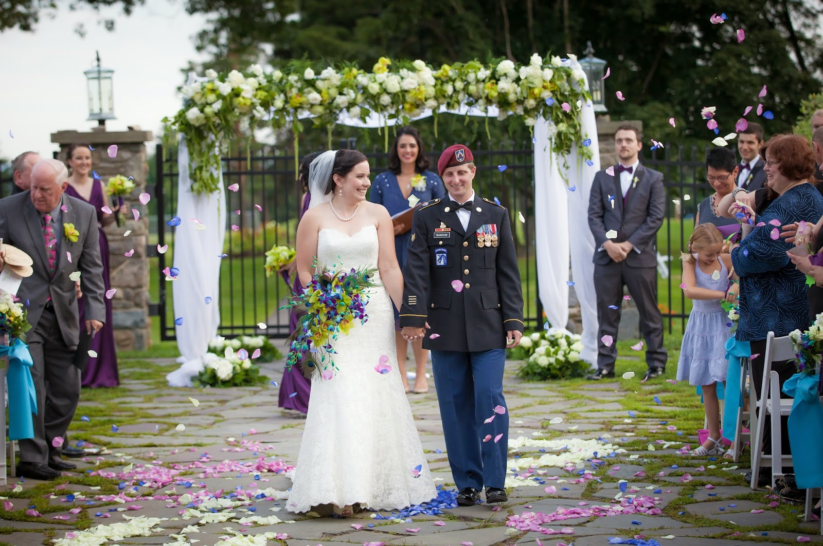 Kyle and brittany wedding