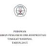 Download Pedoman Pemilihan Pengawas SMA Berprestasi Tingkat Nasional Tahun 2015