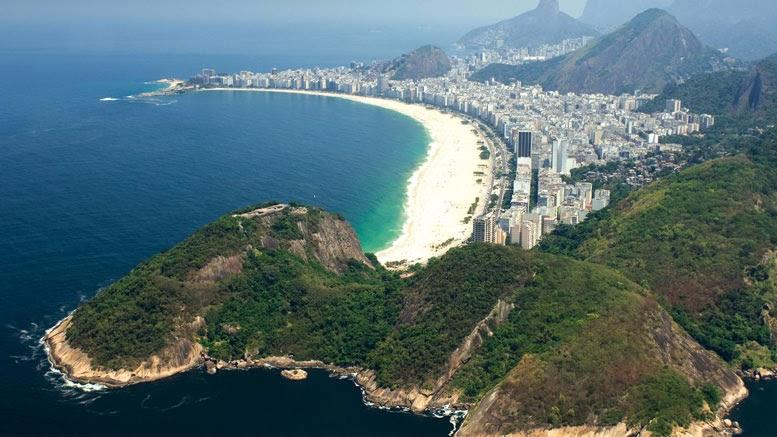 Los cruceros por Brasil