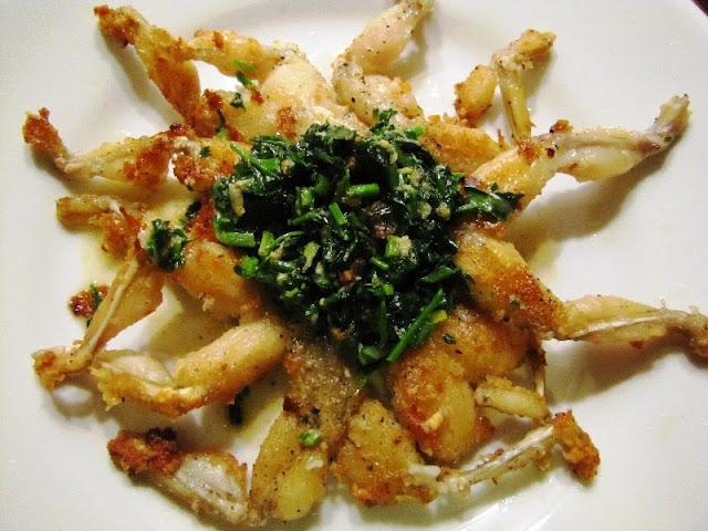 Maigrir avec la m thode montignac phase 1 menus bas ig - Comment cuisiner des cuisses de grenouilles surgelees ...