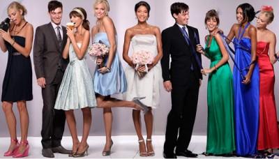 invitada a una boda
