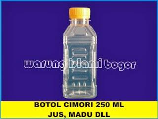 Jual Botol Plastik Cimory
