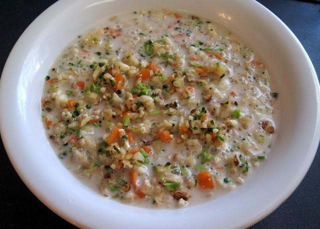 grain free gluten free Paleo cereal recipe