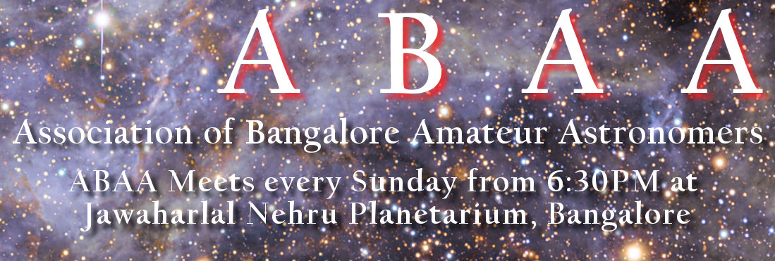 Association of Bangalore Amateur Astronomers