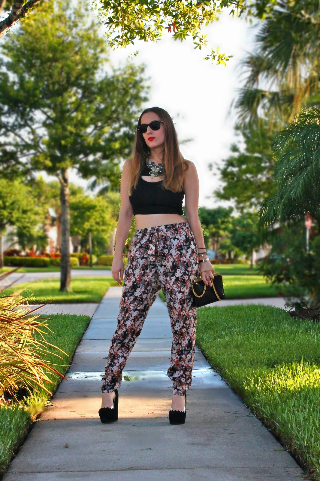 My Vegas Style, LF Stores, Forever 21, Jeffrey Campbell, vintage, Ray-Ban, BCBGeneration, Miami fashion blogger, Miami, fashion blog, style blog