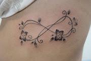 Infinity Tattoo .
