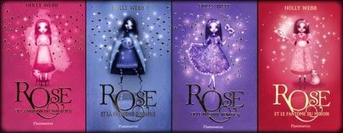 books  tea time  u0026 sweet apple pie  rose et le fant u00f4me du