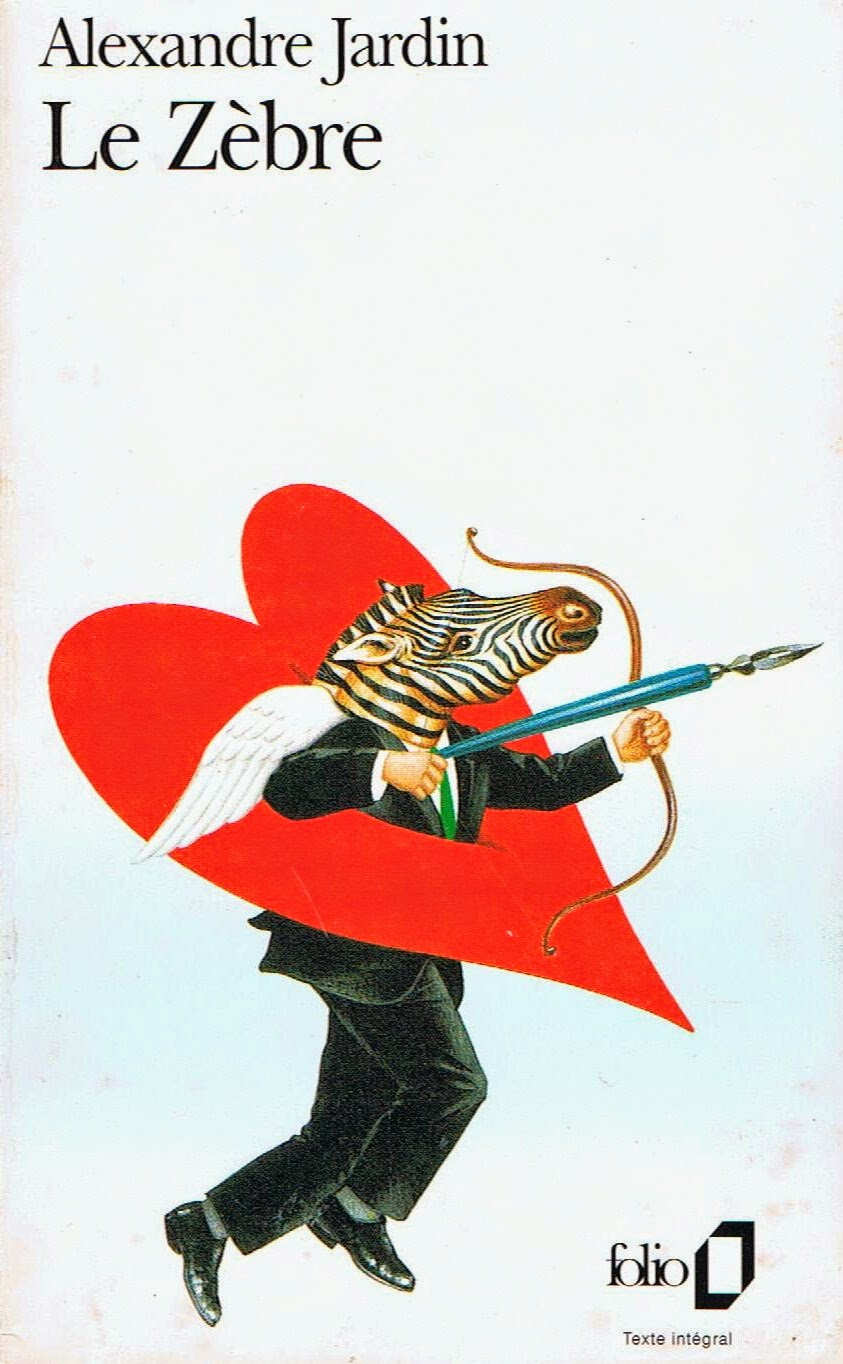 Dr tony shaw alexandre jardin le z bre 1988 for Alexandre jardin le zebre