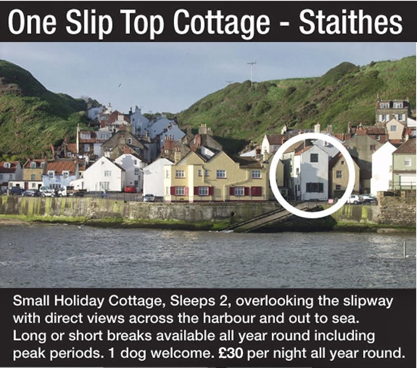 One Slip Top - Staithes