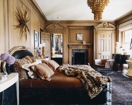 Kardashian Interior Design And Romantic Rooms Design To