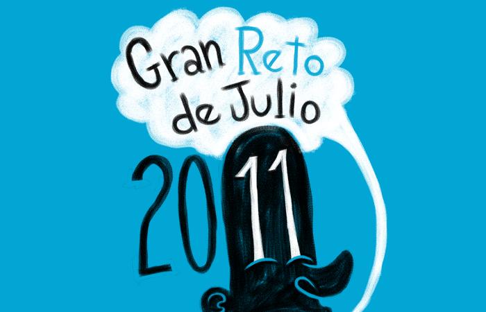 GRAN RETO JULIO 2011