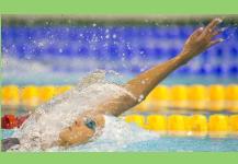 La nadadora española Da Rocha consigue el oro