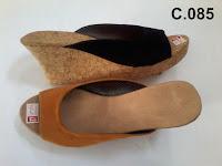 Sandal Wedges Murah (Kelom Geulis Tasikmalaya)