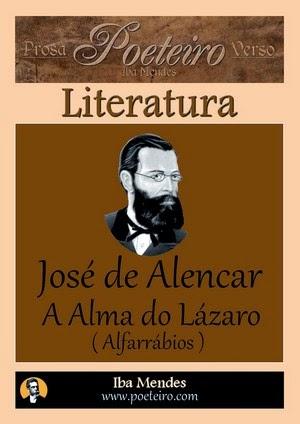 Jose de Alencar - A Alma do Lazaro (Alfarrabios)
