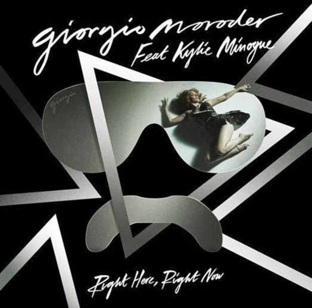 Giorgio Moroder feat. Kylie Minogue Right Here, Right Now