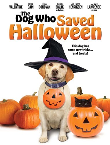 Ver The Dog Who Saved Halloween (2011) Online