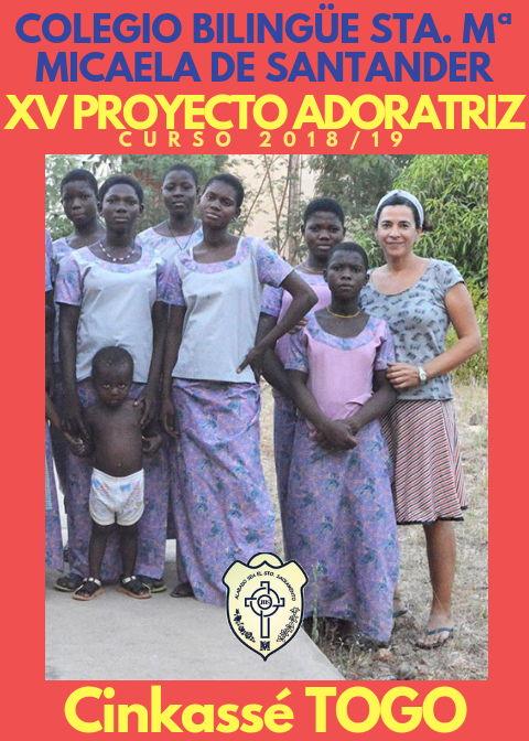 XV JORNADAS SOLIDARIAS STA. Mª. MICAELA (14 y 15 marzo 2019)