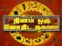 Dinam Oru Jothida Thagaval 20-02-2013 Captain TV