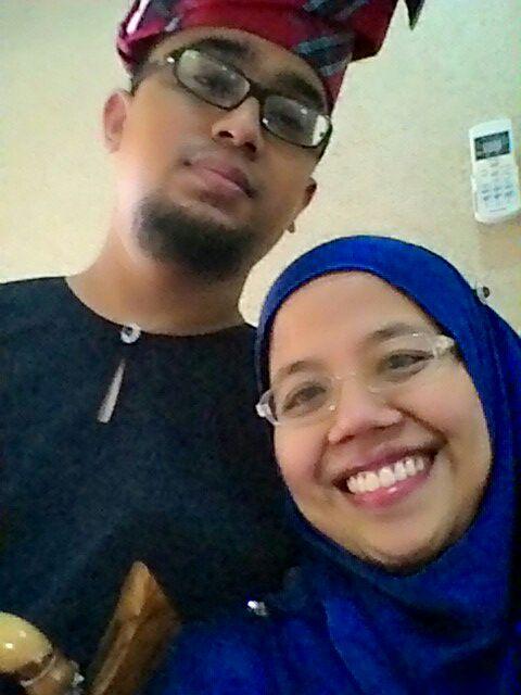 1 Syawal 2016 #couplepotrait