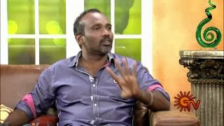 Virundhinar Pakkam – Sun TV Show 31-01-2014 Cinematographer | S.D. Vijay Milton