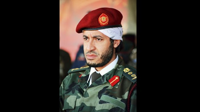 Vídeo mostra Saadi Kadafi filho de Muamar Kadafi sendo espancado