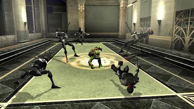 Teenage Mutant Ninja Turtles Setup For Free