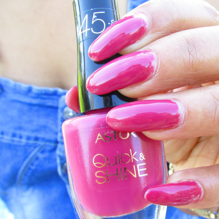 astor quick´n´shine 204 Life in Pink