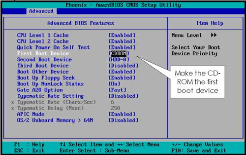 insydeh20 setup utility rev 3.5 manual