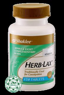herbalax, detox terbaik, pengedar shaklee kota tinggi