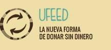 ufeed la nueva forma de donar sin dinero solidaridad