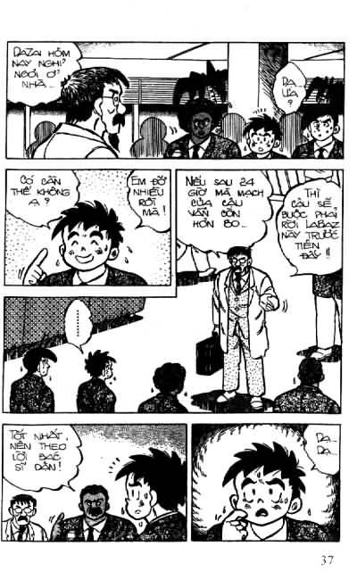 Jindodinho - Đường Dẫn Đến Khung Thành III Tập 26 page 37 Congtruyen24h