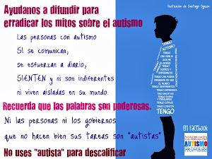 Autismo sin mitos