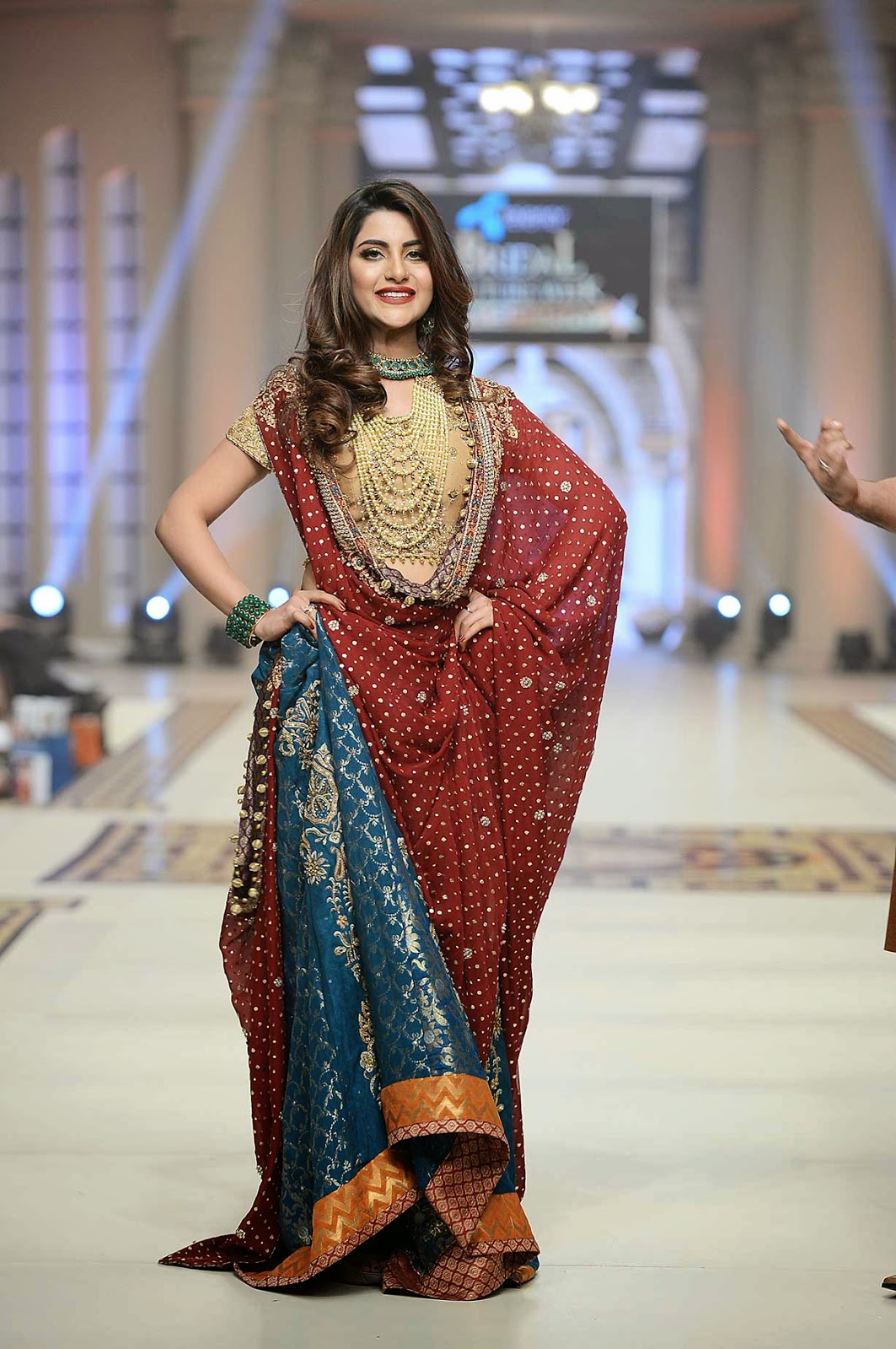 Pakistan fashion week 2018 lahore 1