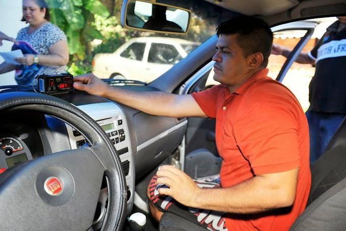 Ipem-AM inicia troca de chip de taxímetros em Manaus