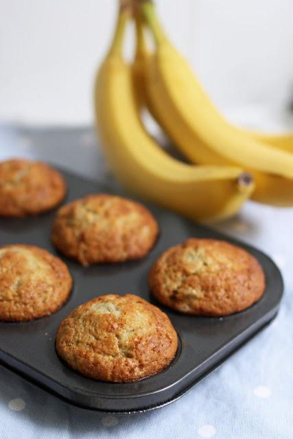Muffin Pisang Keju