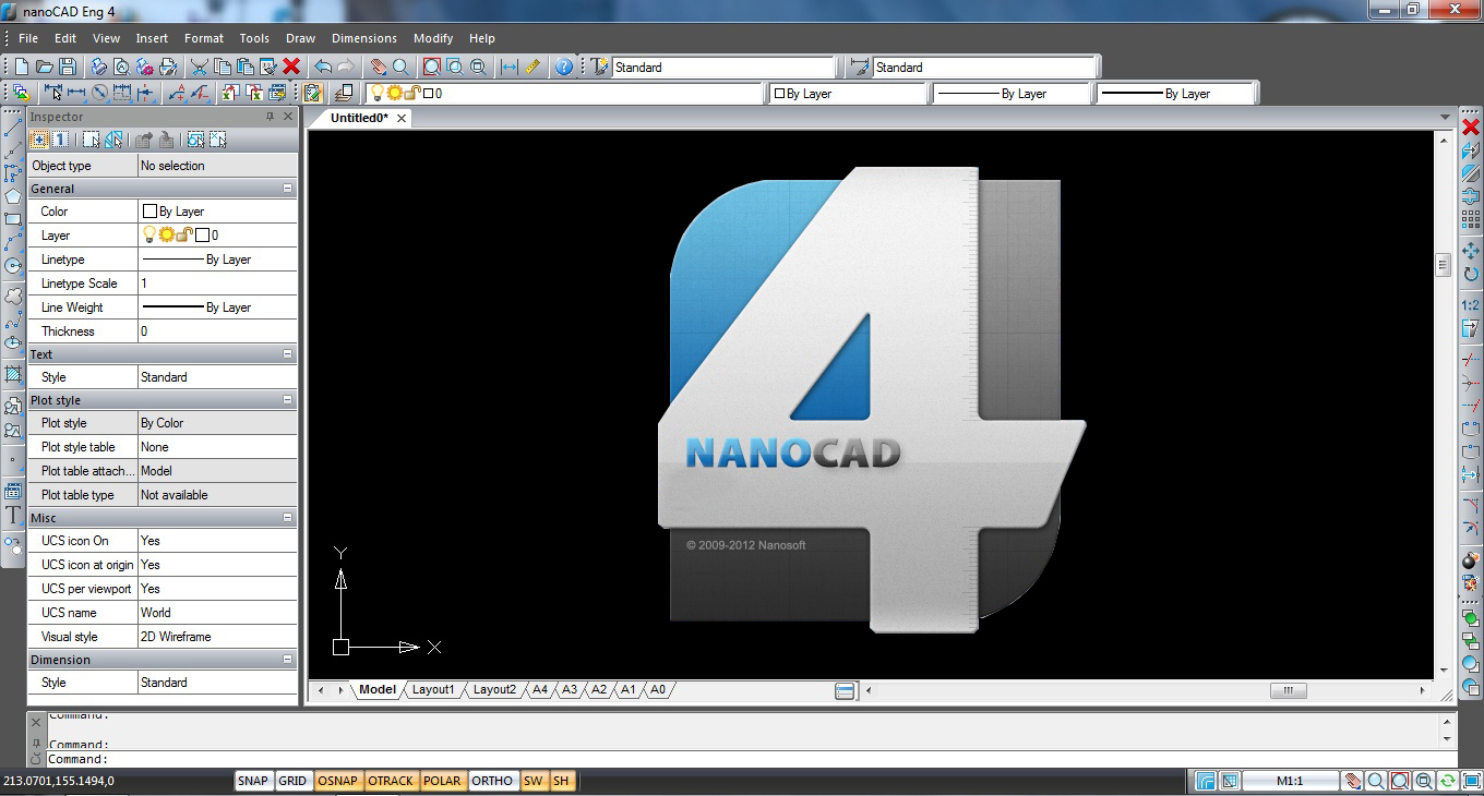 Wish You Like This Nanocad 4 5 Software Autocad Gratis