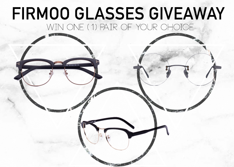 free pair glasses win giveaway firmoo