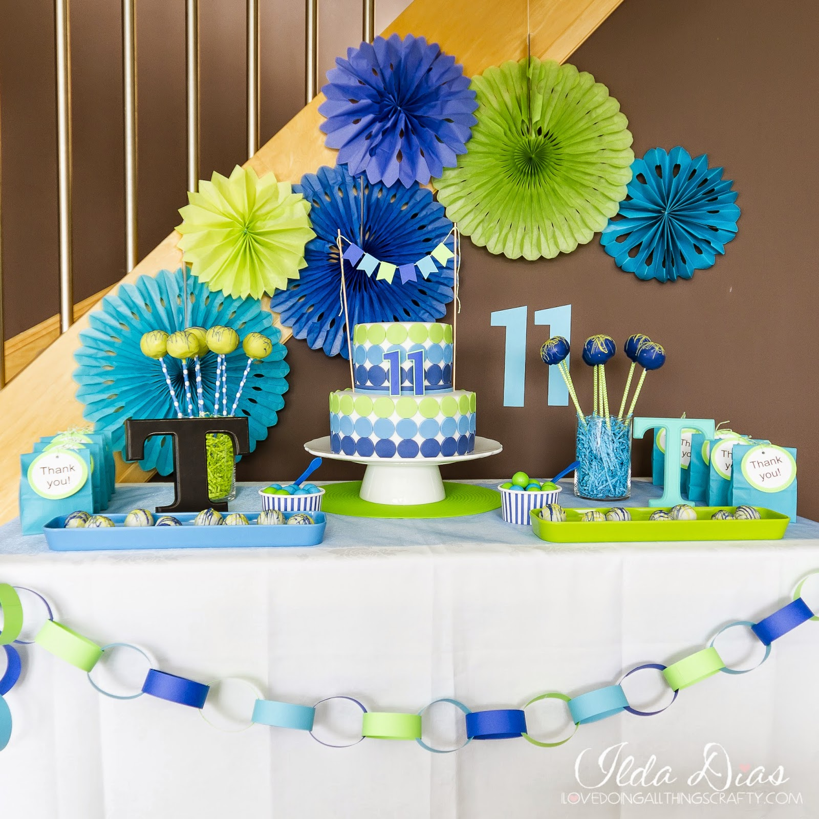 simple party theme Kaysmakehaukco