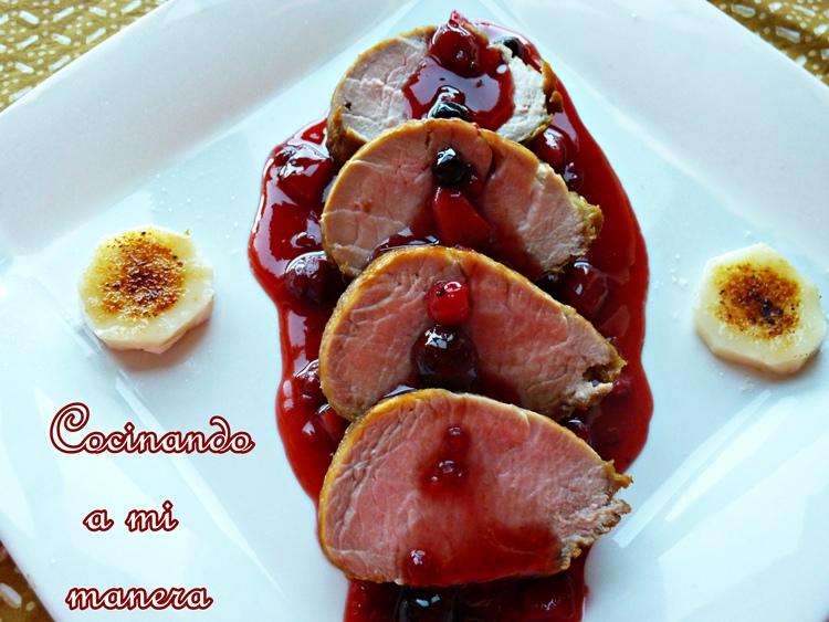 6 deliciosas recetas dulces y saladas con frutos rojos. Decoran y dan, a la vez, un sabor fantástico