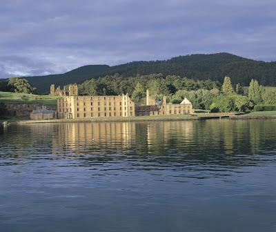 Port Arthur, Tasmania credit Peter Luxton