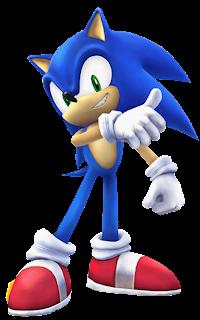 Donwload imagem Mascotes Sonic