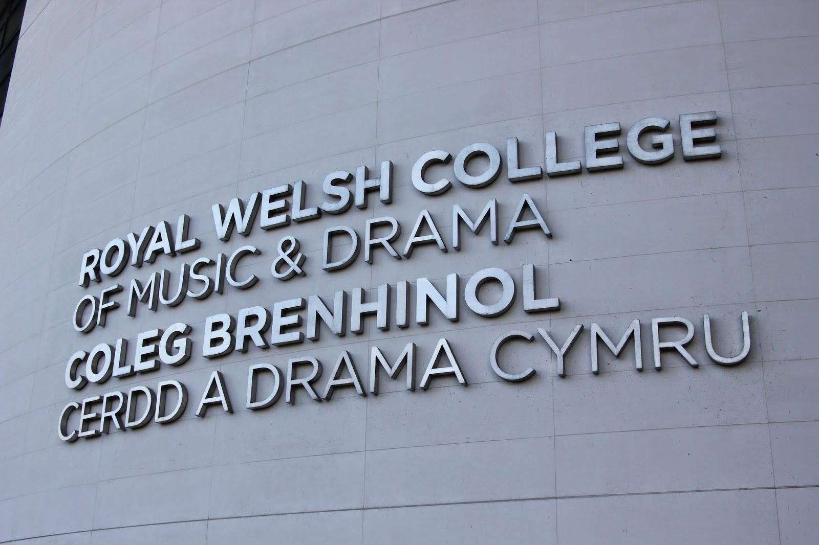 RWCMD Cardiff