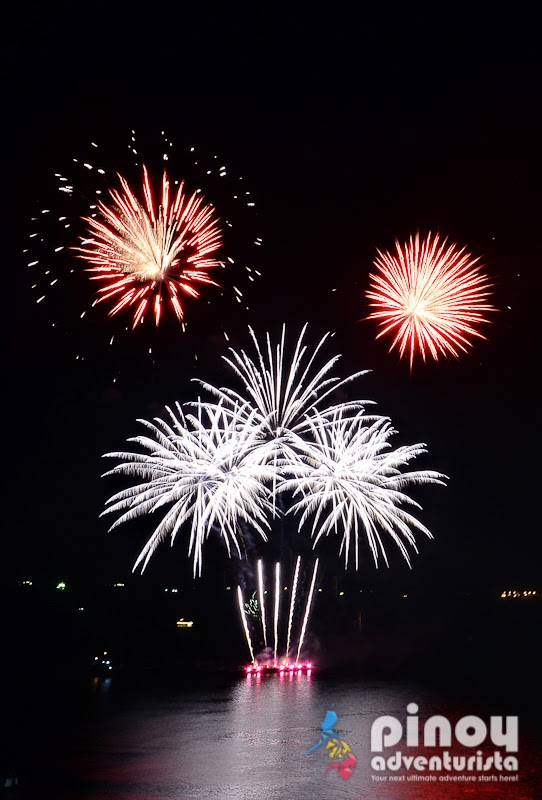 Japan Mall of Asia Pyromusical Competition 2015