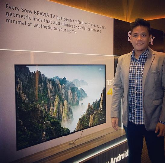 Sony Bravia Philippines, 2015 Sony Bravia