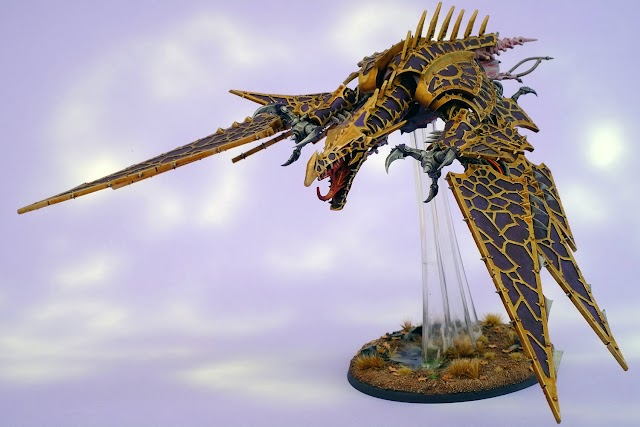 What's On Your Table: Chaos Helldrake