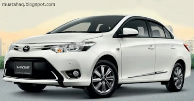 2013 Toyota Vios Owners Manual
